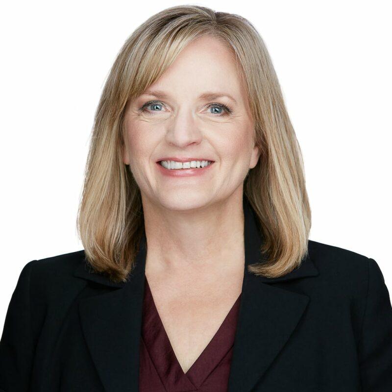 Valerie McDonald, attorney portrait